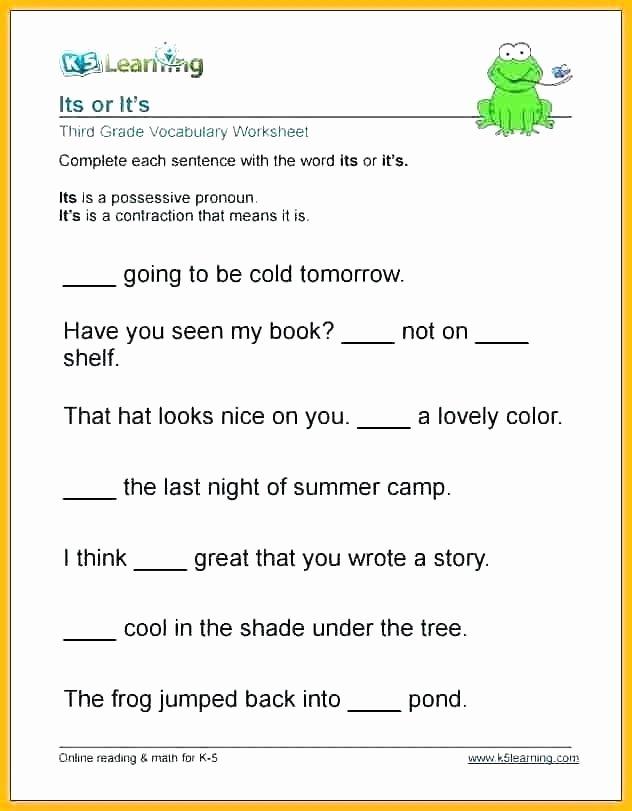 4th Grade Vocabulary Worksheets Pdf 4th Grade Vocabulary Worksheets Free