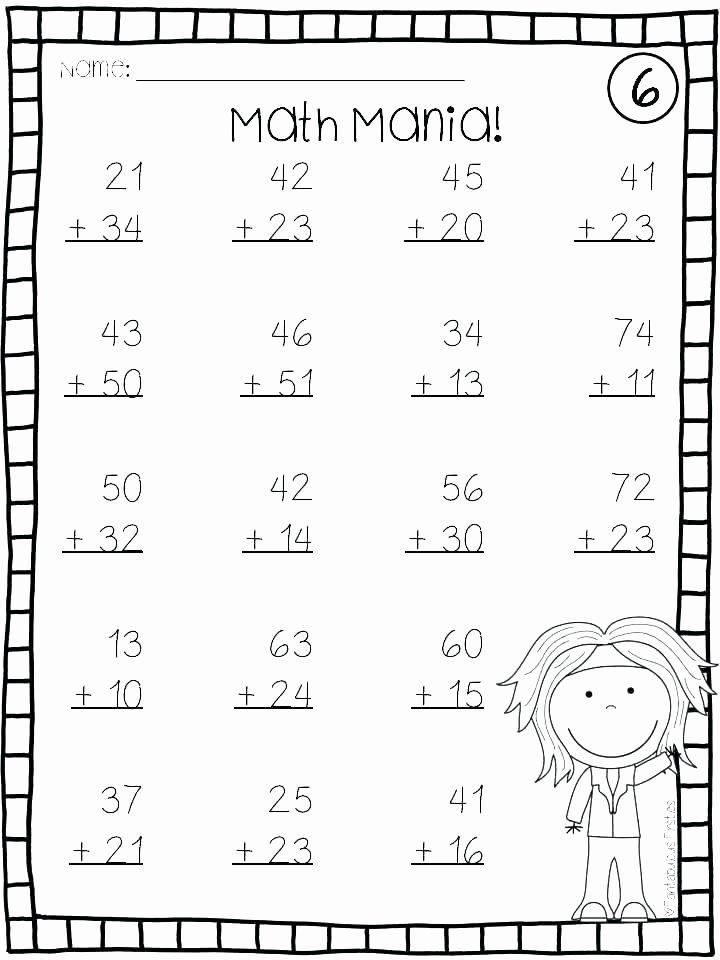 5 Digit Addition with Regrouping 5 Digit Subtraction with Regrouping Worksheets