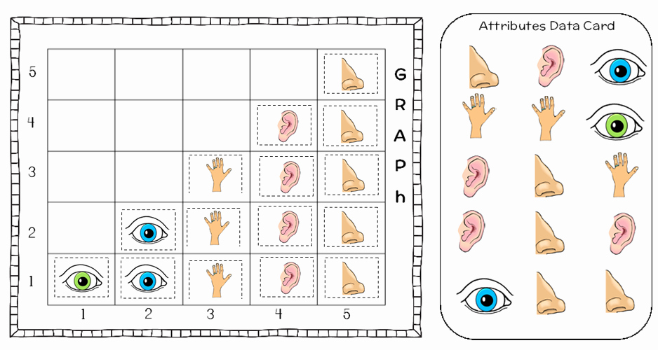 5 Sense Worksheet All About Me My Body My Feelings Five Senses 4 Weeks Of