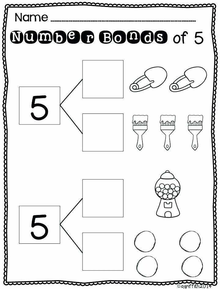 5 Senses Worksheets Pdf Teen Number Sense Worksheets Count Write Numbers Bonds to 20