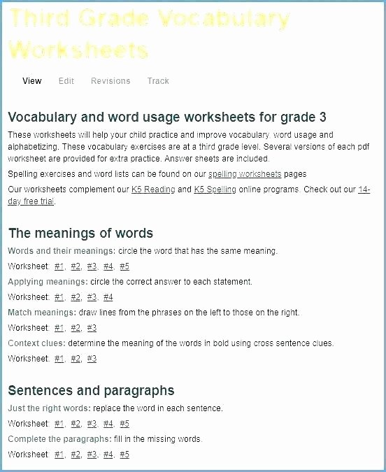 5th Grade Context Clues Worksheets Context Clues Worksheets 5th Grade Pdf