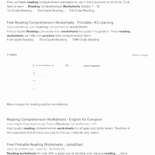 5th Grade theme Worksheets Poetry Prehension Worksheets Dictionary Understanding the
