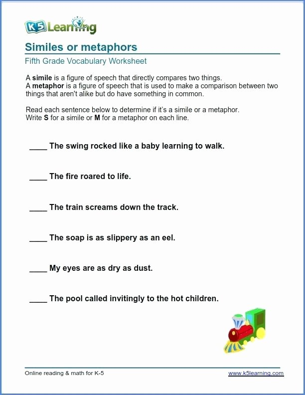 5th Grade Vocabulary Worksheets Pdf Context Clues Grade 5 Words 1 Math Vocabulary Worksheets 3rd