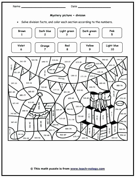 6th Grade Math Puzzle Worksheets Math Puzzles Coloring Sheets Beautiful Third Grade Math