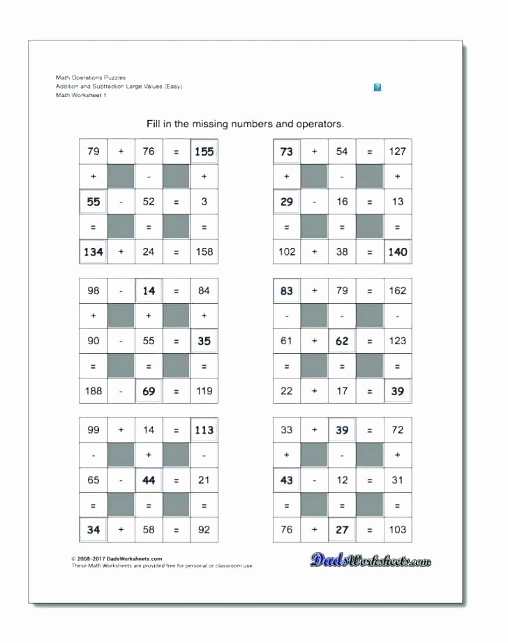 6th Grade Math Puzzles Pdf Math Puzzle Worksheets Pdf Fun for Middle School