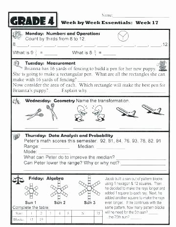 6th Grade Measurement Worksheets 6th Grade Math Word Problems Worksheets – Eurotekinc