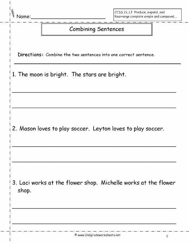 6th Grade Sentence Structure Worksheets 6th Grade Sentence Structure Worksheets Sentence Diagramming