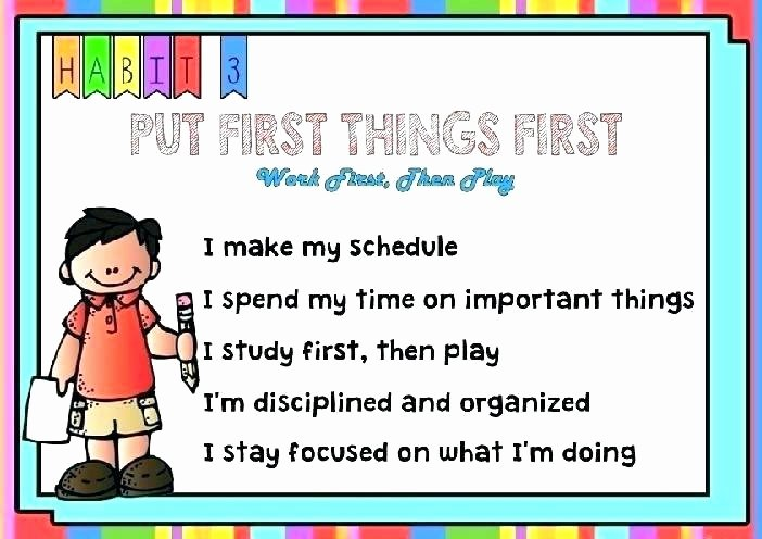 7 Habits for Kids Worksheets Elegant 7 Habits Worksheets Free