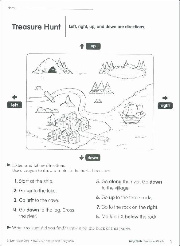 7th Grade Geography Worksheets First Grade Geography Worksheets Free Third social Stu S Geogr