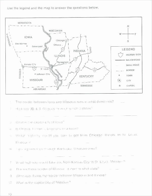 7th Grade Geography Worksheets Free Printable Geography Worksheets Free Worksheets Library