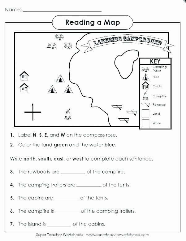 7th Grade Geography Worksheets Pass Worksheets Year 6 6th Grade social Stu S Map