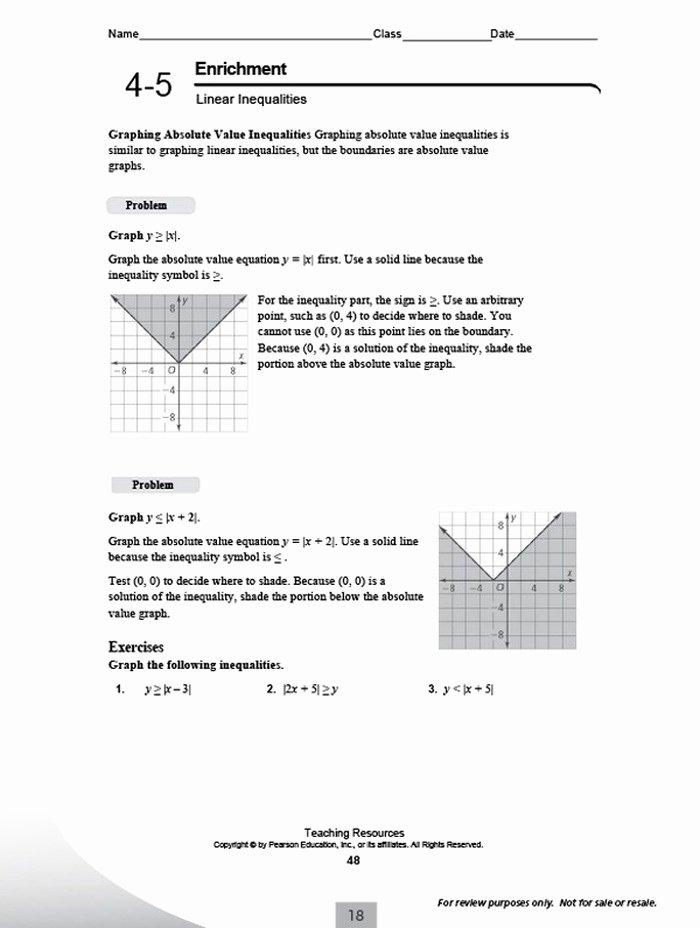 7th Grade Math Enrichment Worksheets 16 4th Grade Math Enrichment Worksheets Webmart Me