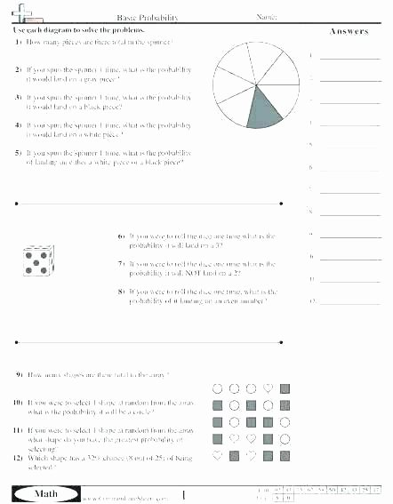 7th Grade Statistics Worksheets Statistics Worksheets for High School – Openlayers