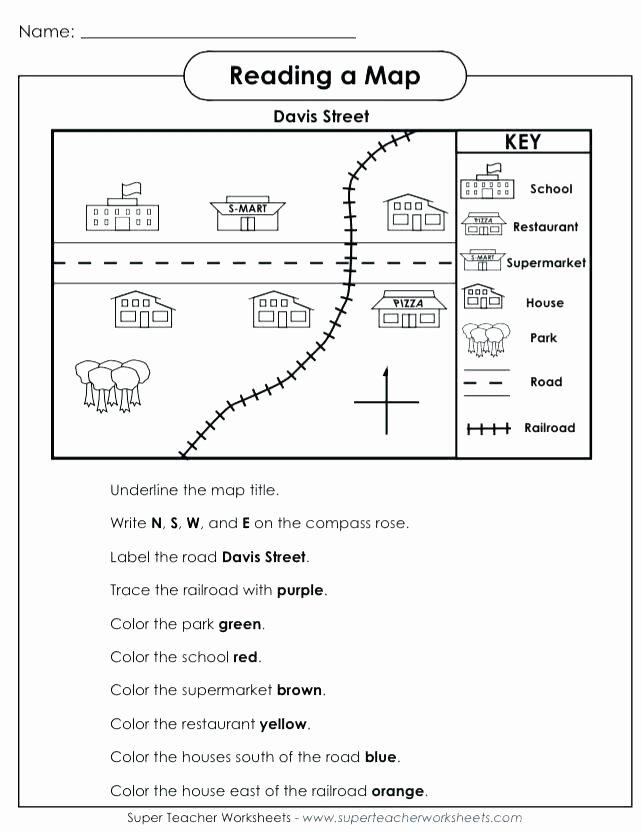 7th Grade World History Worksheets Beautiful Map Worksheets Pdf