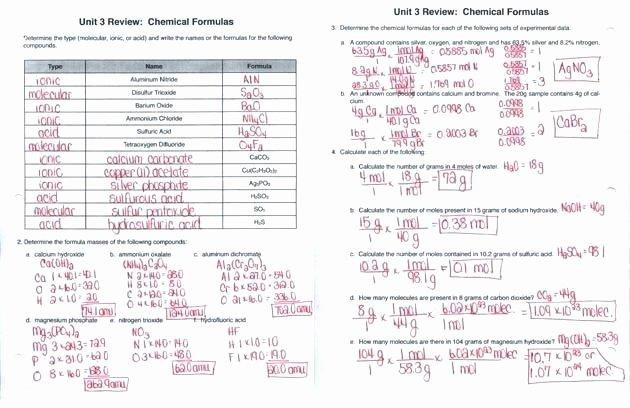 8th Grade Chemistry Worksheets Lovely 9