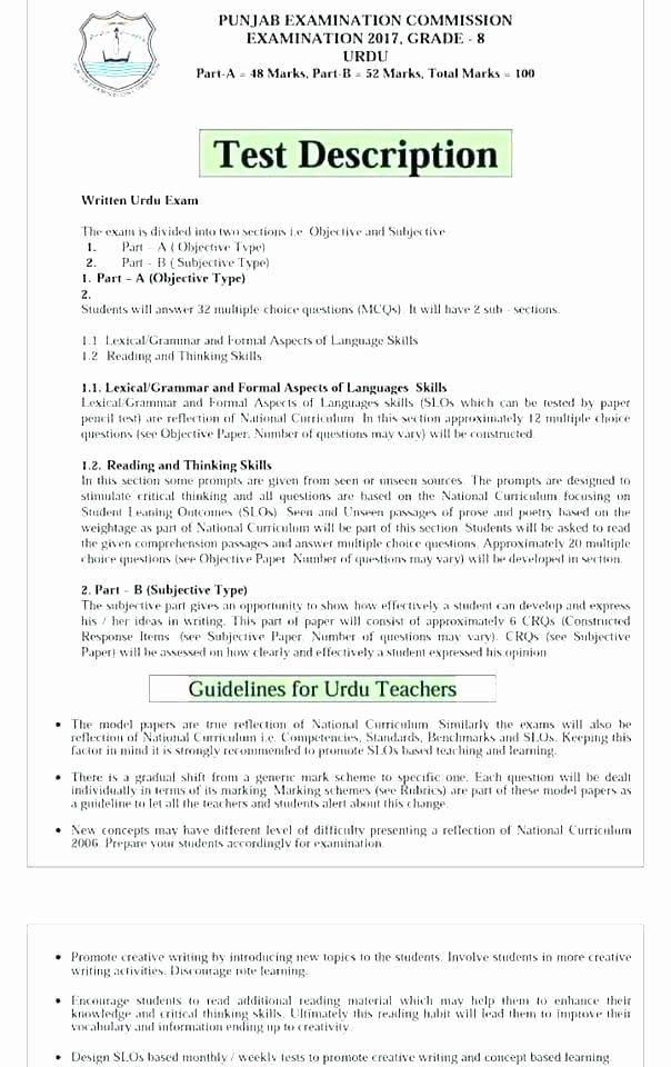 8th Grade English Worksheets Free English Worksheets for Grade 8