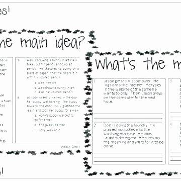 8th Grade Main Idea Worksheets Best Of Main Idea Worksheets Grade 5