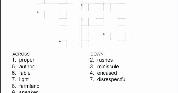 8th Grade Math Vocabulary Crossword Best Of 8 Grade Spelling Worksheets Math Cover Free Printable