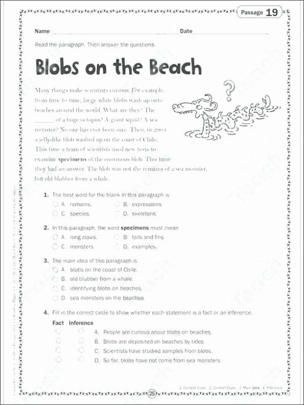 8th Grade Math Vocabulary Crossword Best Of 8th Grade Vocabulary Worksheets
