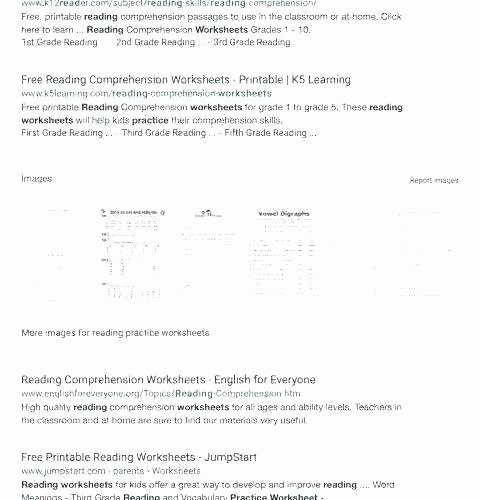 8th Grade Reading Worksheets Fifth Grade Reading Worksheets