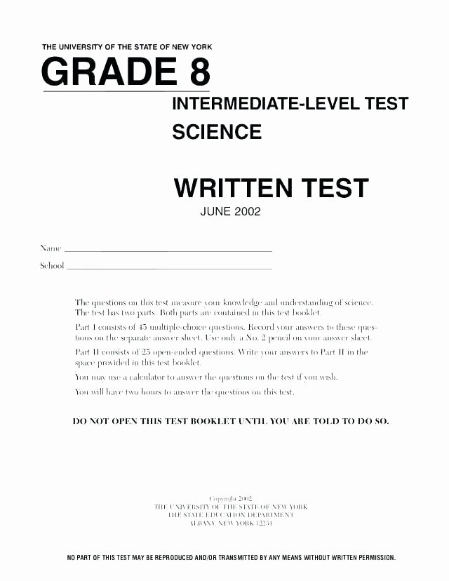 8th Grade Science Worksheets Pdf Unique Grade Science Worksheets for 1st Telling Time 8 Printable