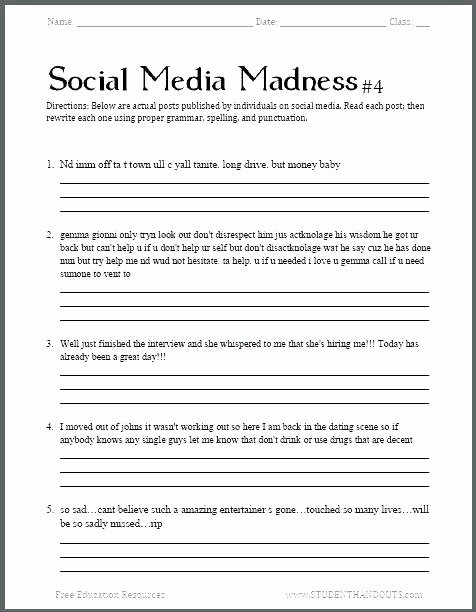 8th Grade social Studies Worksheets 8th Grade Printable Worksheets