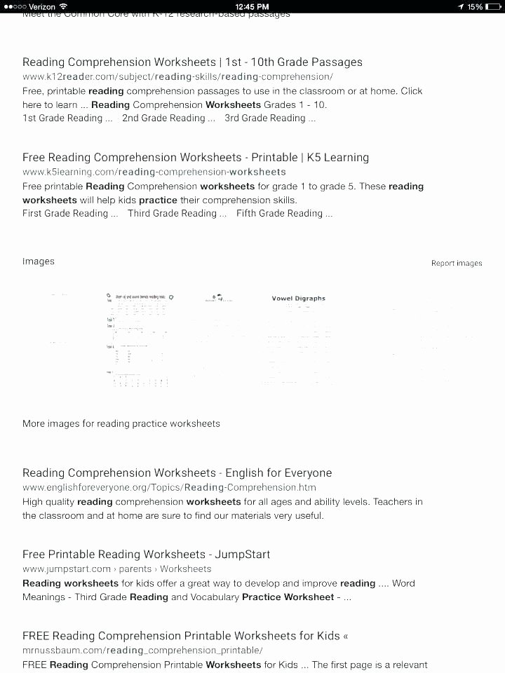 8th Grade Vocabulary Worksheets Pdf Free Grade Vocabulary Worksheets for Kids 1 Figurative