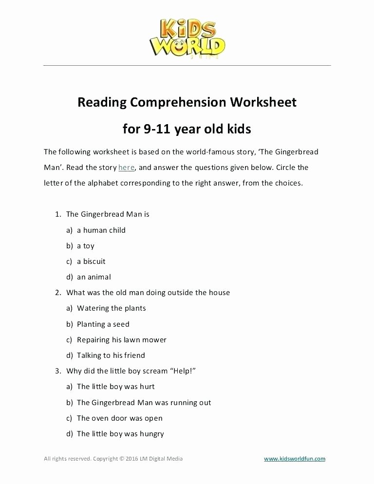 9th Grade Reading Comprehension Worksheet Mon Core social Stu S Grade 4 Worksheets Kids Reading