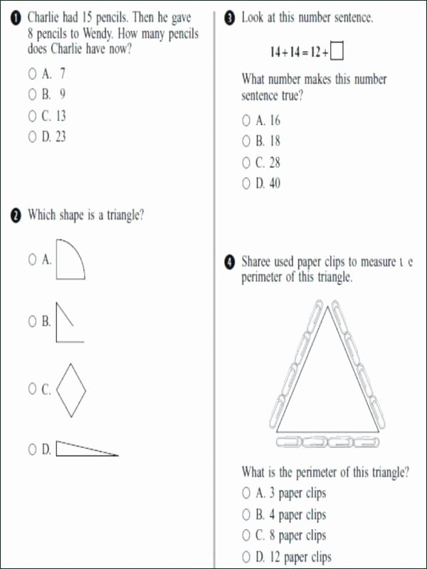 9th Grade Reading Worksheets Unique Grade Test Practice Worksheets Math Reading Guide Word 3rd