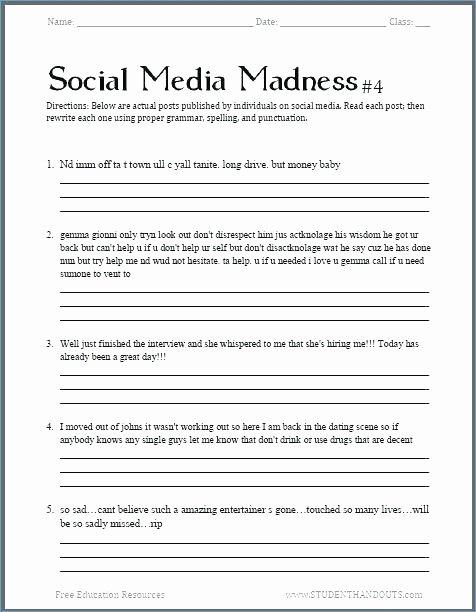 9th Grade Writing Worksheets 4th Grade Writing Worksheets