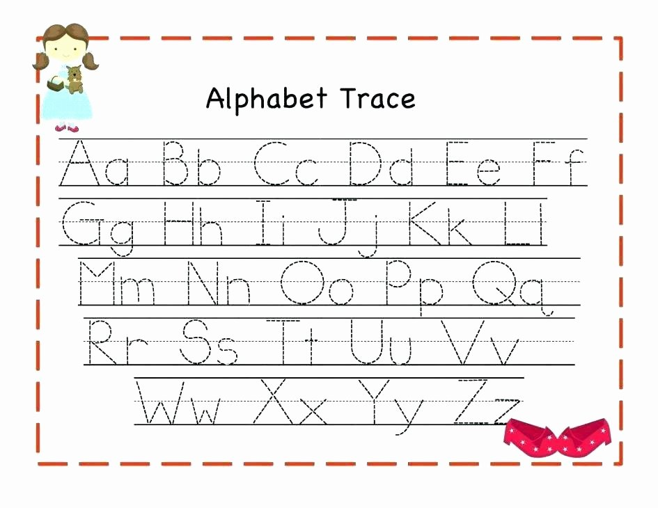 Abc order Worksheets Kindergarten Free Alphabet Worksheets for Kindergarten Writing Worksheet