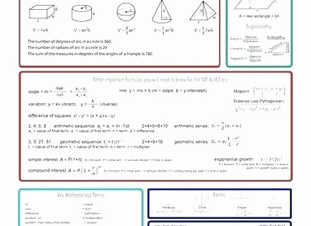 Act Geometry Practice Worksheets Plane Geometry Worksheets