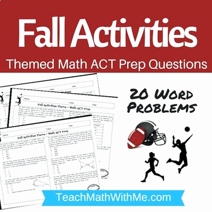 Act Prep Math Worksheets Pdf Act Math Worksheets Map Prep Testing Practice Primary