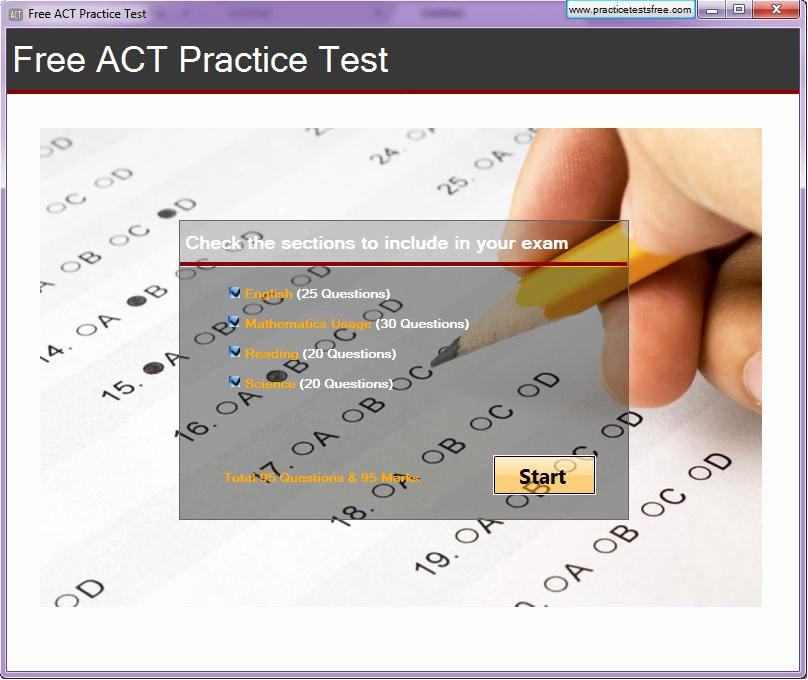 Act Prep Worksheets English Best Of Act Practice Test