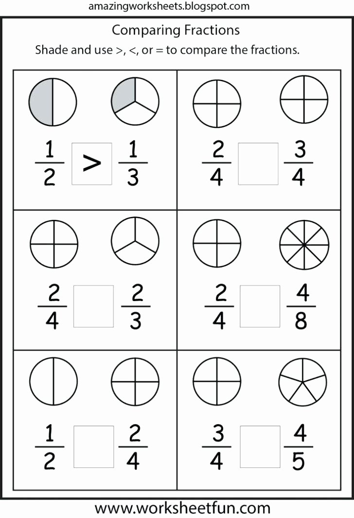 Adding Fractions Using Models Worksheets Fifth Grade Math Fractions Worksheets Free Printable