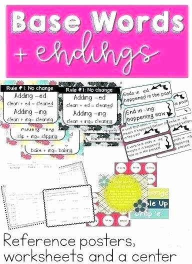 Adding Ing to Verbs Worksheet Adding Ed or Ing Worksheets