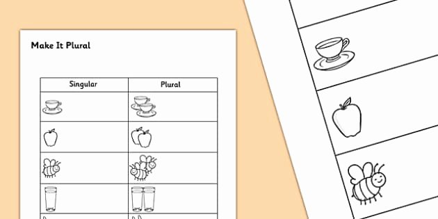 Adding S and Es Worksheets Plurals S and Es Teaching Powerpoint