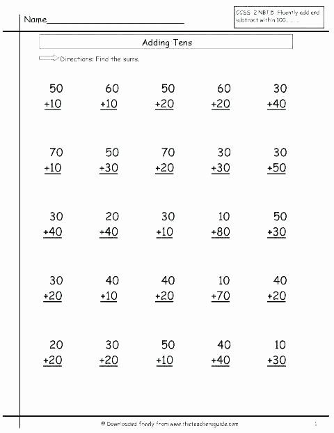 Adding Two Digit Numbers Worksheets Two Digit Addition Worksheets Free Regrouping Math