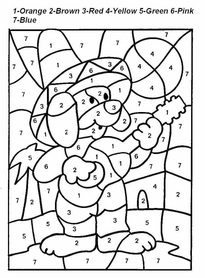 Addition Coloring Worksheets 2nd Grade Pin by Coloring Pages Line Art Math Math Grade Math
