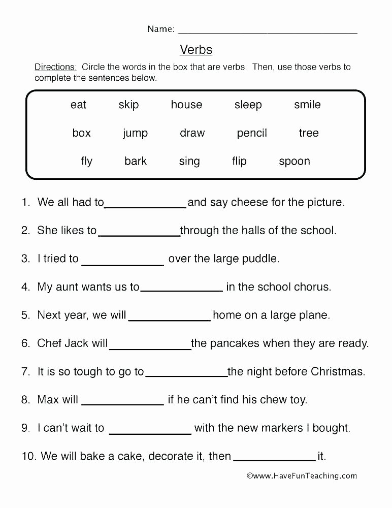 Adjective Worksheets 2nd Grade Adjective Worksheet Five Senses Have Fun Teaching Possessive