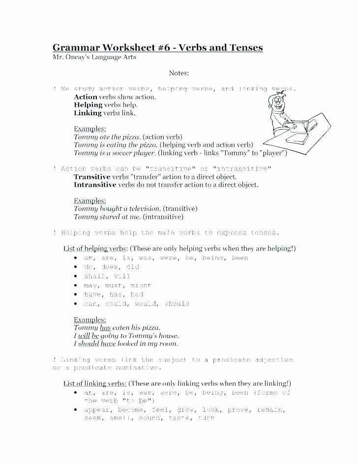 Adjectives Worksheet 2nd Grade Grammar Worksheets Nouns Verbs and Adjectives