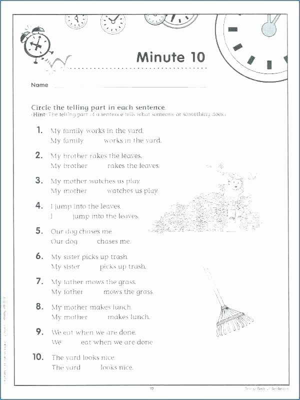 Adjectives Worksheets 3rd Grade School Worksheets for 3rd Grade
