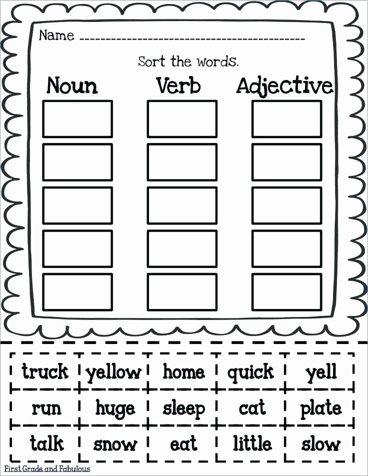 Adjectives Worksheets for Grade 2 Adjective Worksheets Grade for Free Download Educational