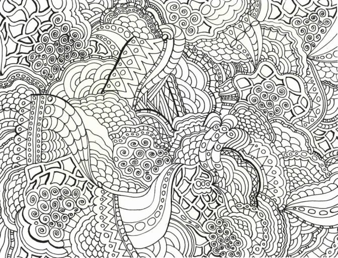 Advanced Geometric Coloring Pages Fresh Coloring Ideas 44 Incredible Advanced Coloring Pages for
