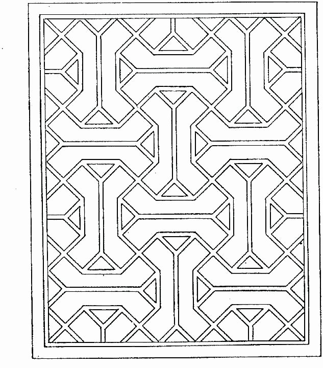 Advanced Geometric Coloring Pages Luxury Geometric Shapes Coloring Pages – Konjure