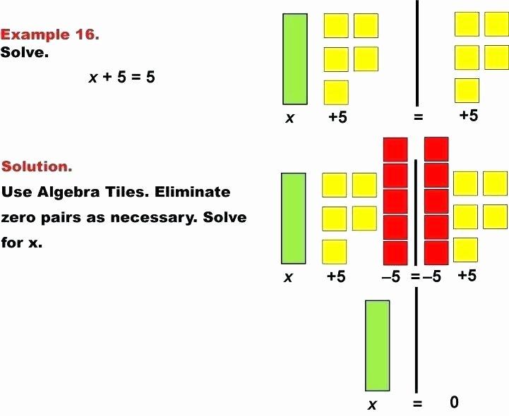Algebra Tiles Worksheets 6th Grade Math Tiles Worksheets Multiplying with Algebra Tiles