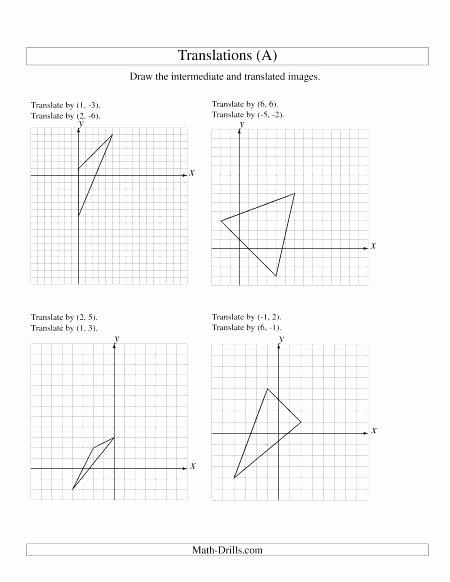 translations math worksheets multi step translations translate algebraic expressions worksheet math aids