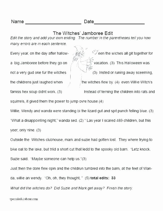 Alliteration Worksheets with Answers W Syllables Ans the Witches Worksheets Free Macbeth Act 1