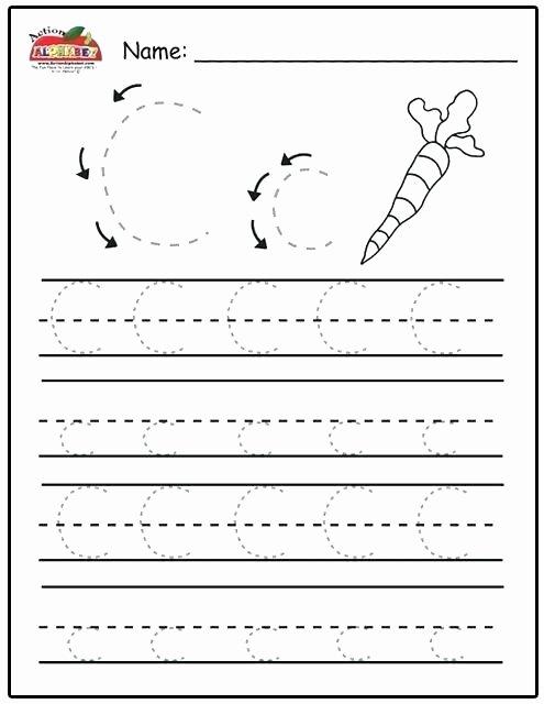 Alphabet Trace Sheets Alphabet Worksheets for K Pre K Tracing Worksheets Pre
