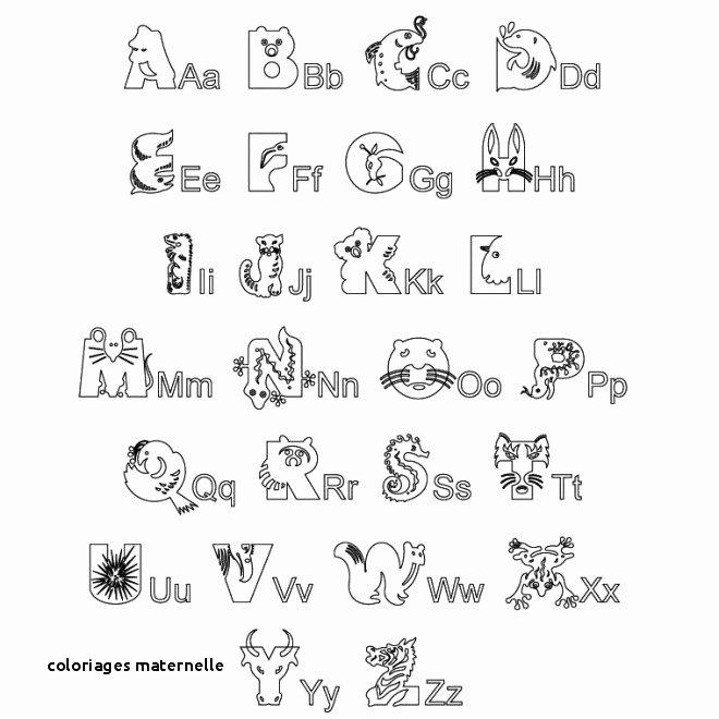 Alphabet Trace Sheets Download 93 Alphabet En Maternelle
